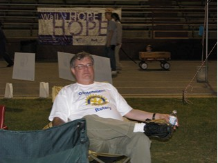 Relay for Life 2008