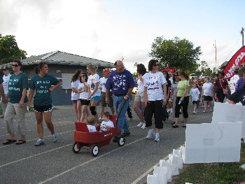 Relay for Life - May 1, 2009